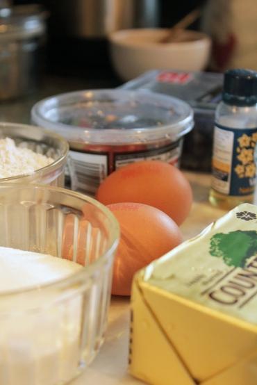 Ingredients, Naomi Winters
